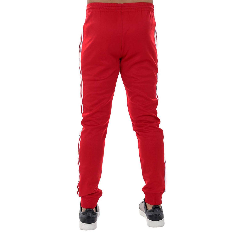 adidas originals hose active red