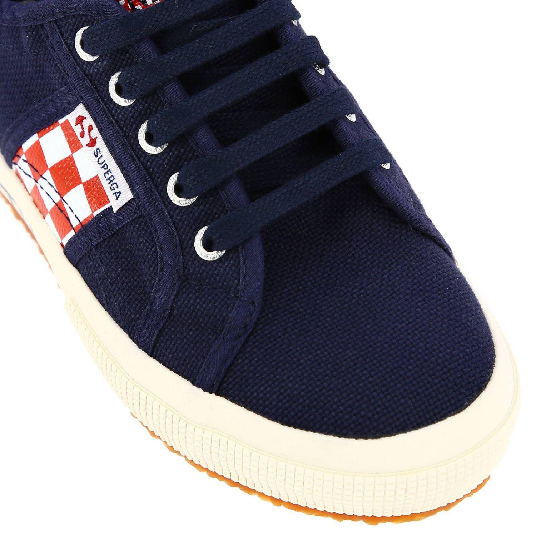 Scarpe bambino Mc2 Saint Barth blue navy 3