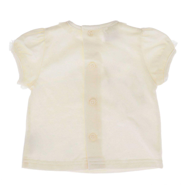 Chemise enfant Paz Rodriguez blanc 2