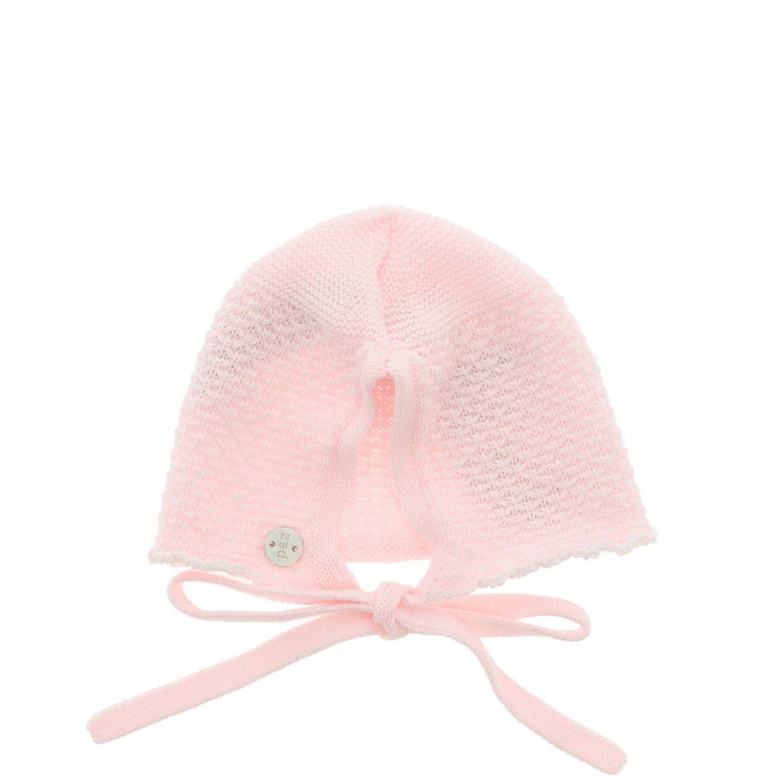 Cappello bimba bambino Paz Rodriguez rosa 2