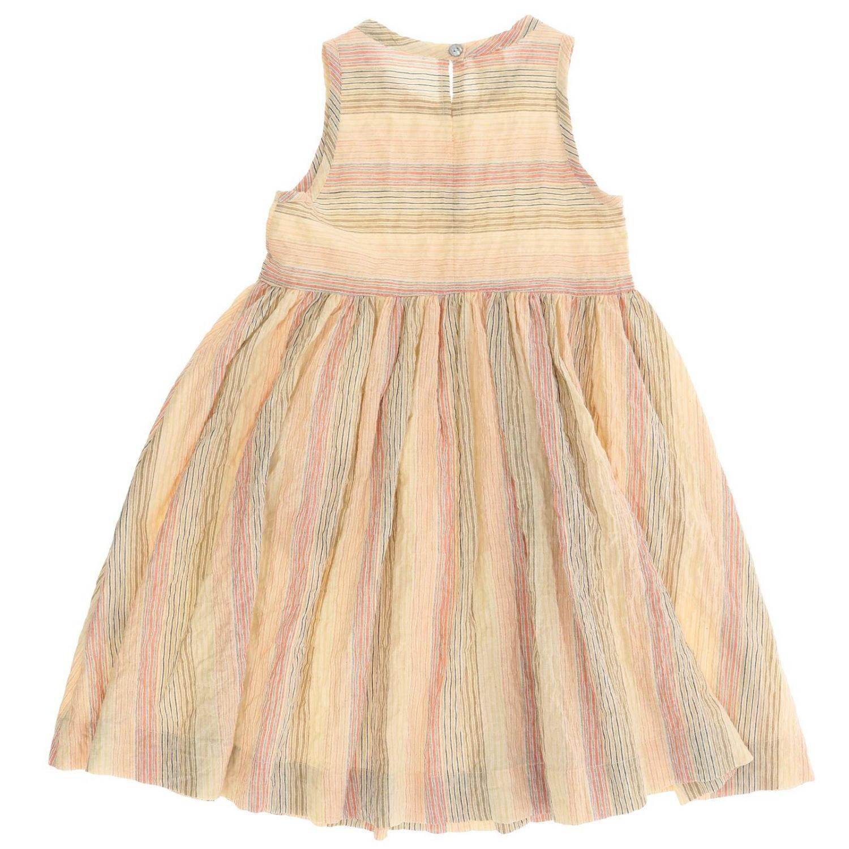 Vestido Caffe' D'orzo: Vestido niños Caffe' D'orzo rosa 2