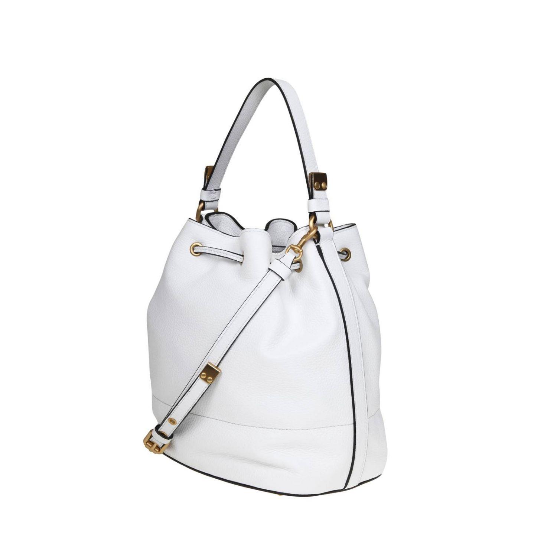 Tote bags women Moschino Couture white 3