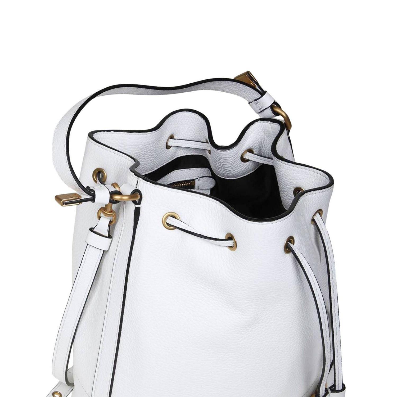 Tote bags women Moschino Couture white 4