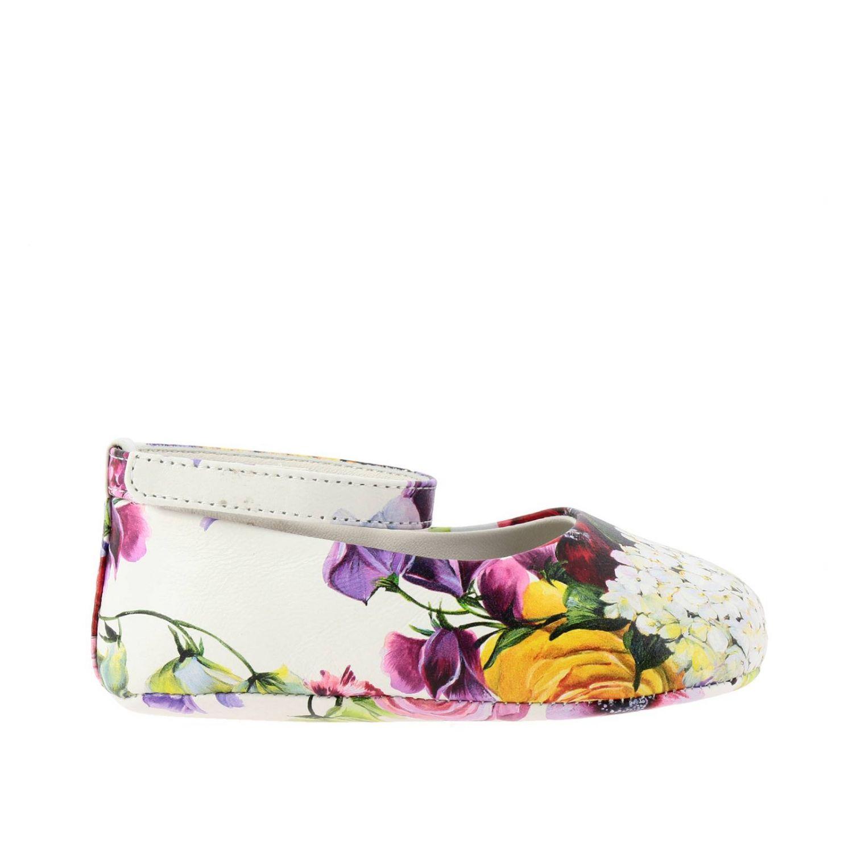 Zapatos niños Dolce & Gabbana hortensia 1
