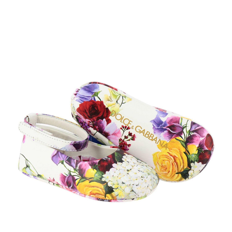 Zapatos niños Dolce & Gabbana hortensia 2