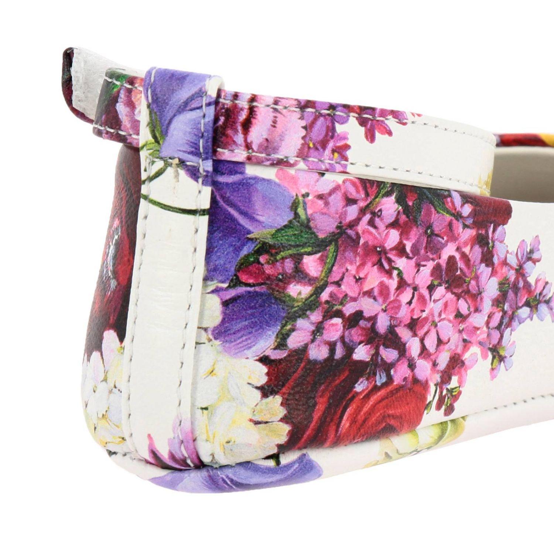Zapatos niños Dolce & Gabbana hortensia 4