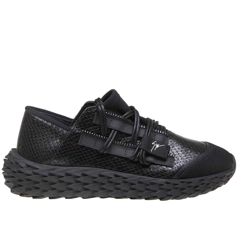 Спортивная обувь Мужское Giuseppe Zanotti Design черный 1