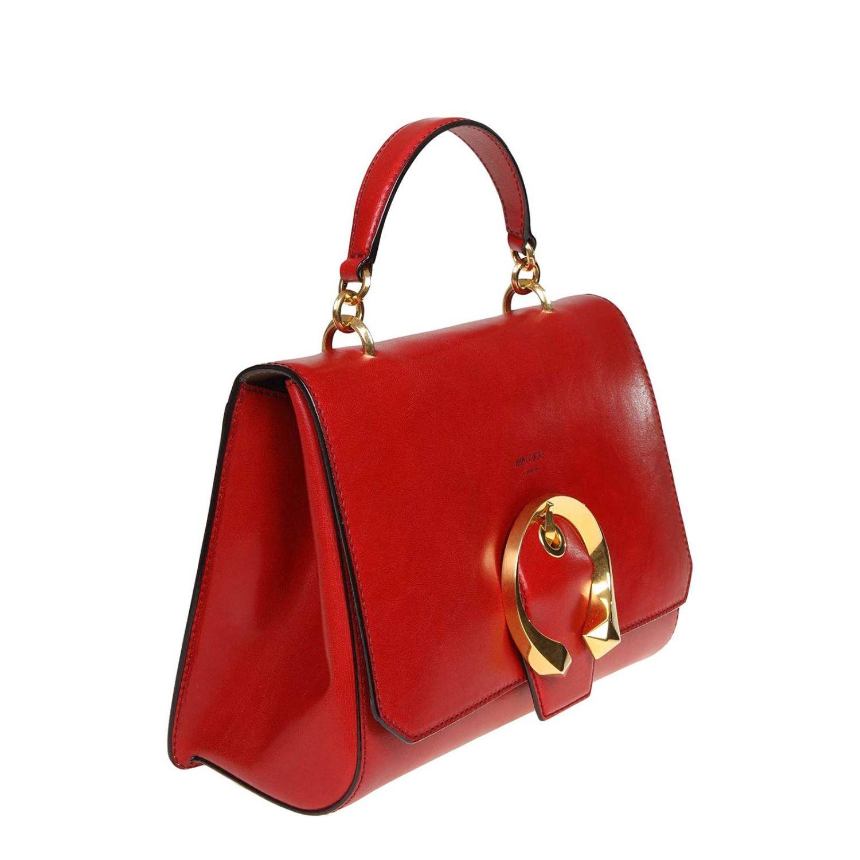 Tote bags Jimmy Choo: Tote bags women Jimmy Choo red 2