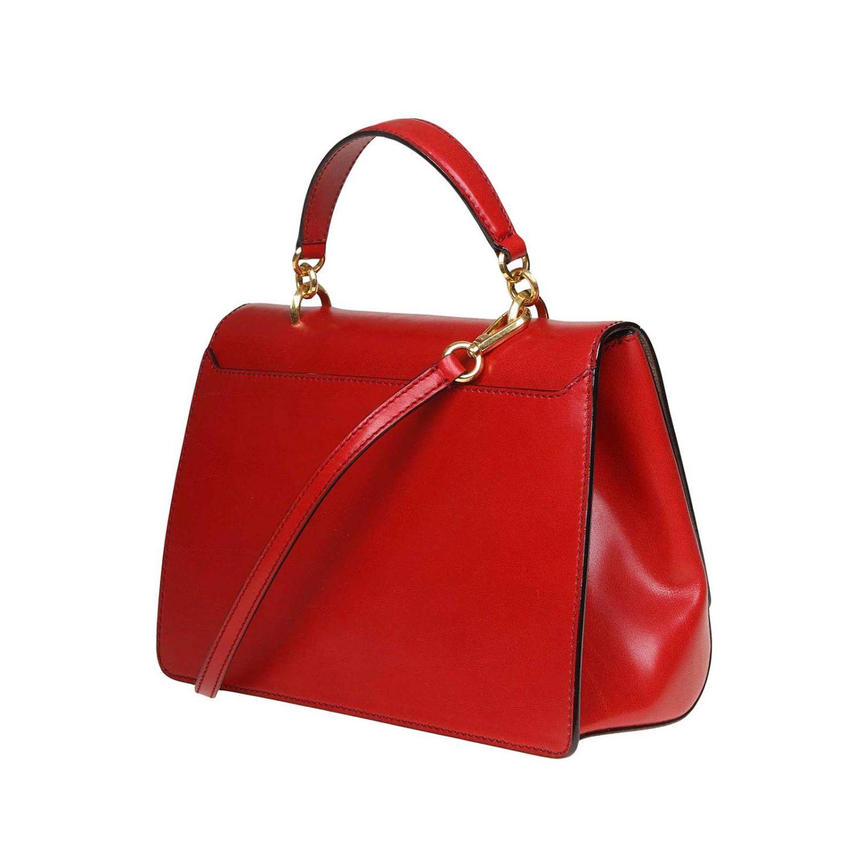 Tote bags Jimmy Choo: Tote bags women Jimmy Choo red 3