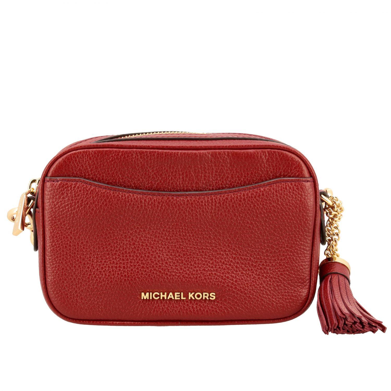 Mini bag Michael Michael Kors: Mini bag women Michael Michael Kors burgundy 1