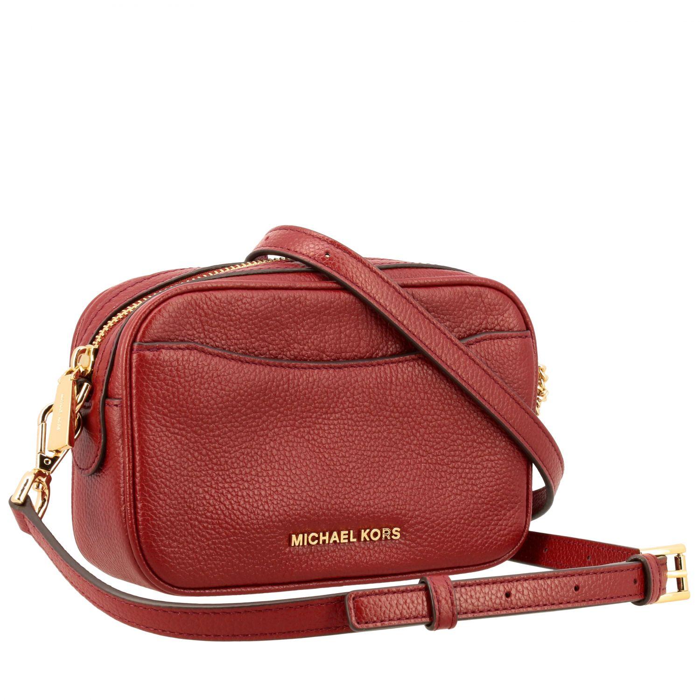 Mini bag Michael Michael Kors: Mini bag women Michael Michael Kors burgundy 3