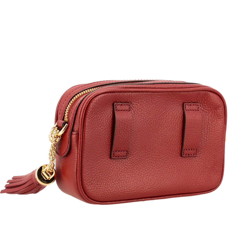 Mini bag Michael Michael Kors: Mini bag women Michael Michael Kors burgundy 4