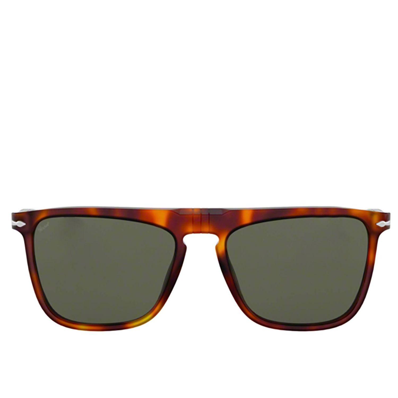Glasses men Persol brown 2
