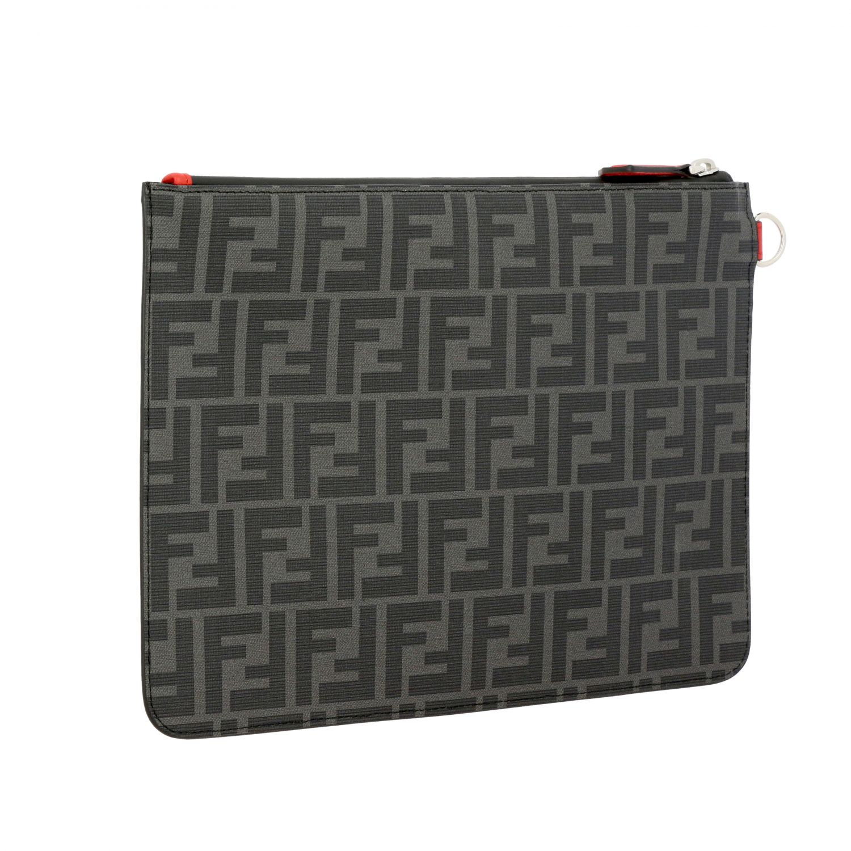 Briefcase Fendi: Bags men Fendi black 3