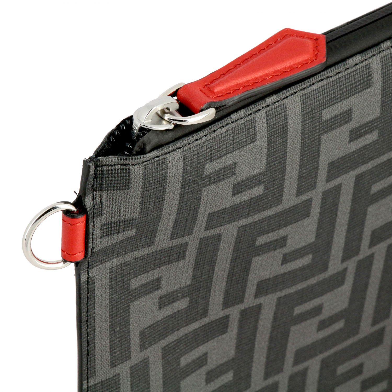 Briefcase Fendi: Bags men Fendi black 4
