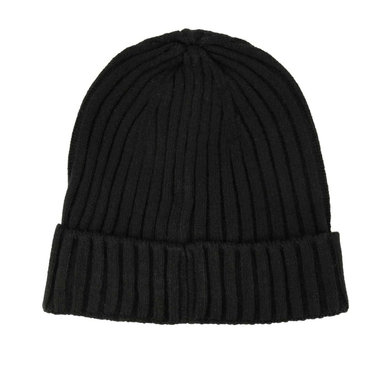Cappello bambino Diesel: Cappello Diesel a coste con logo nero 2