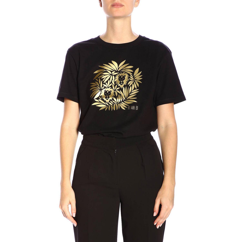 T-shirt nero 1