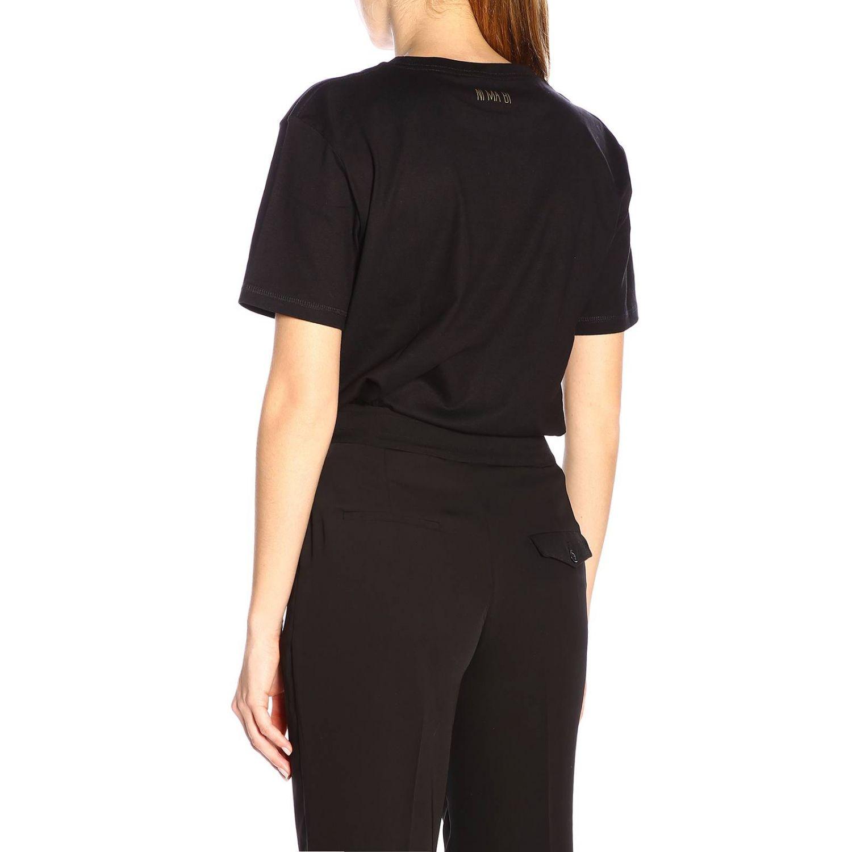 T-shirt nero 4