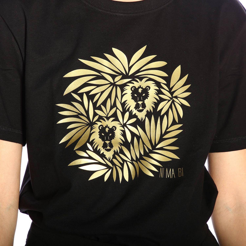 T-shirt nero 7