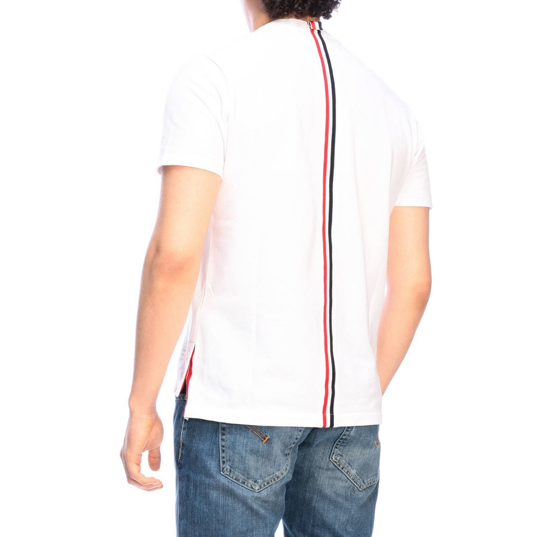 T-shirt men Thom Browne white 2