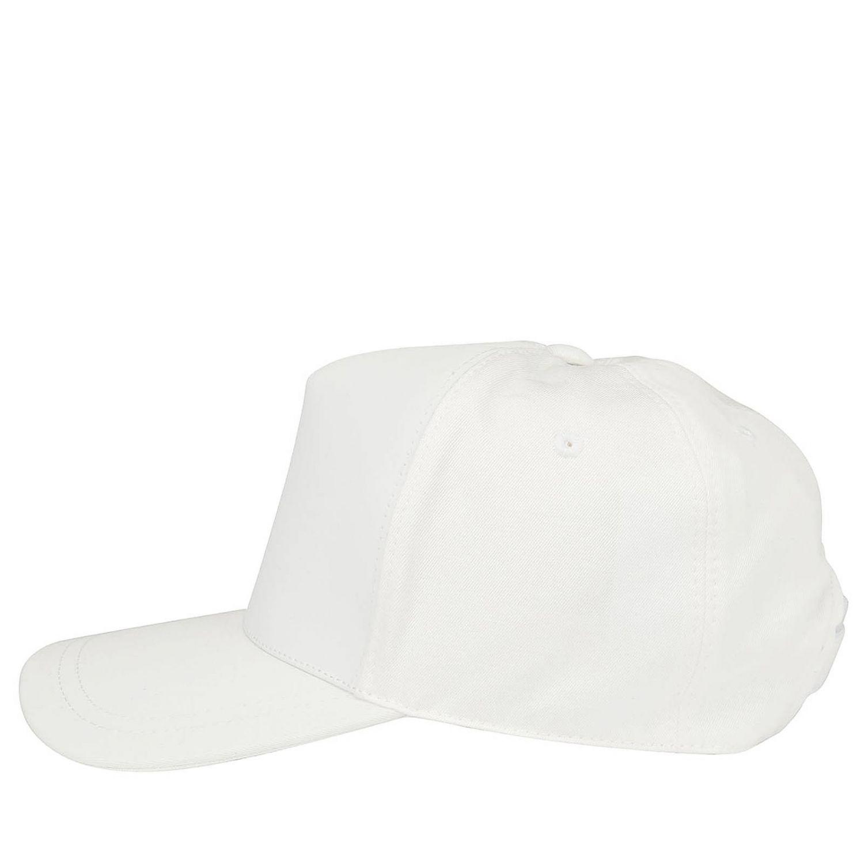 Hat men Maison Margiela white 1