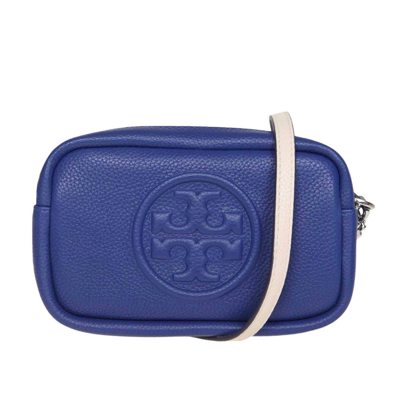 Mini bag Tory Burch: Mini bag women Tory Burch royal blue 1