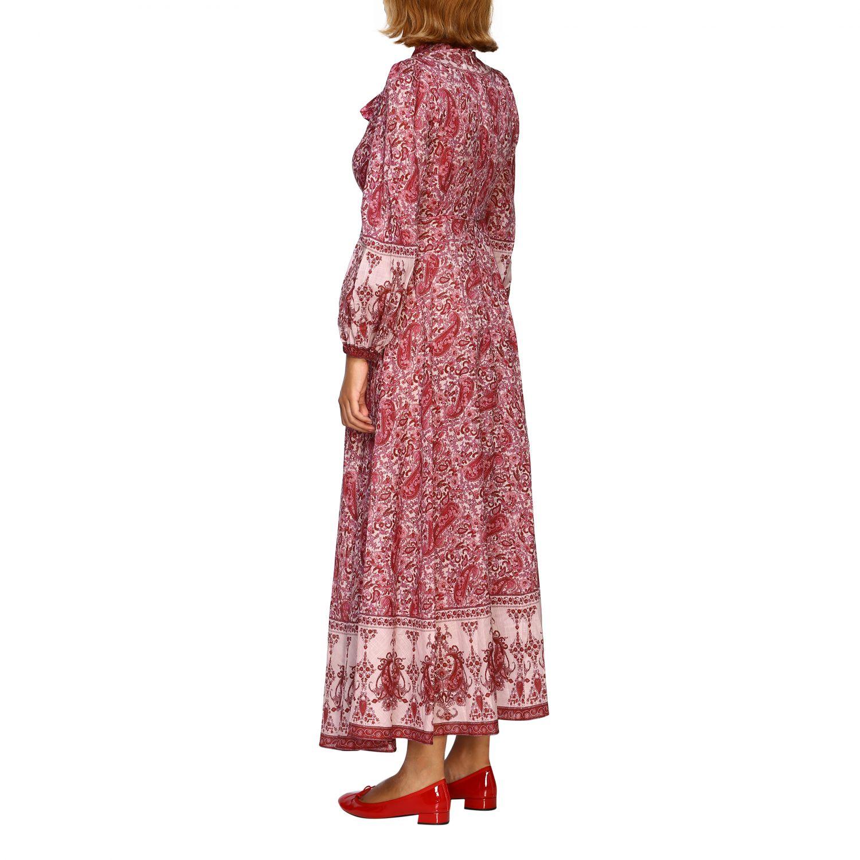 Robes femme Zimmermann cyclamen 2
