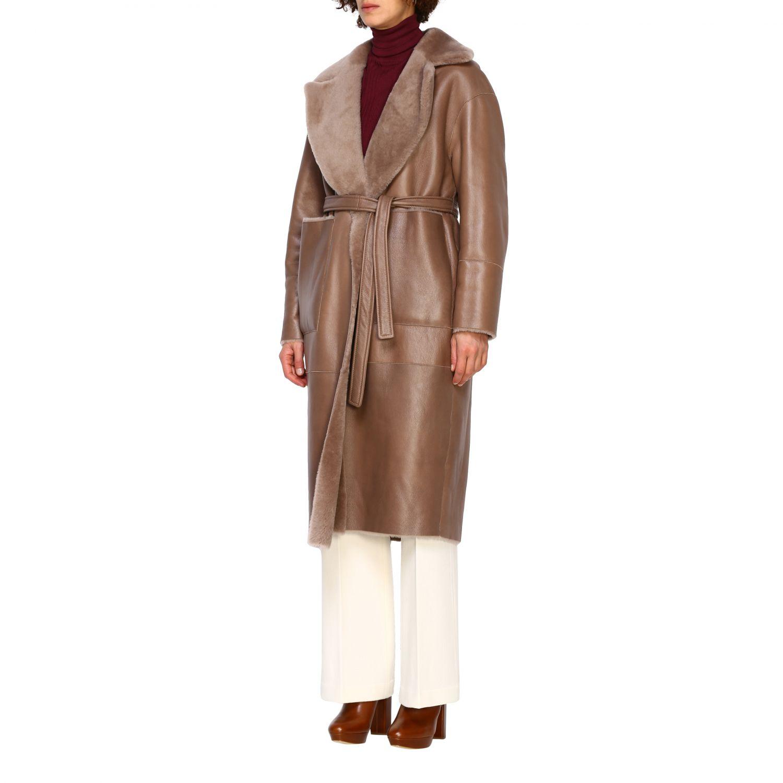 Куртка Женское Blancha серый 4