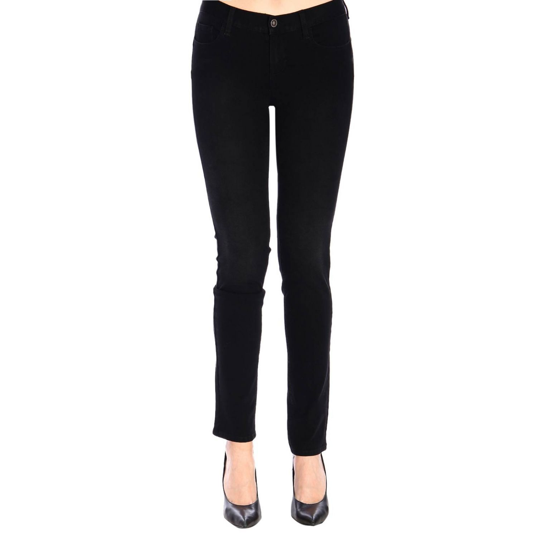 Jeans Liu Jo: Jeans mujer Liu Jo negro 1