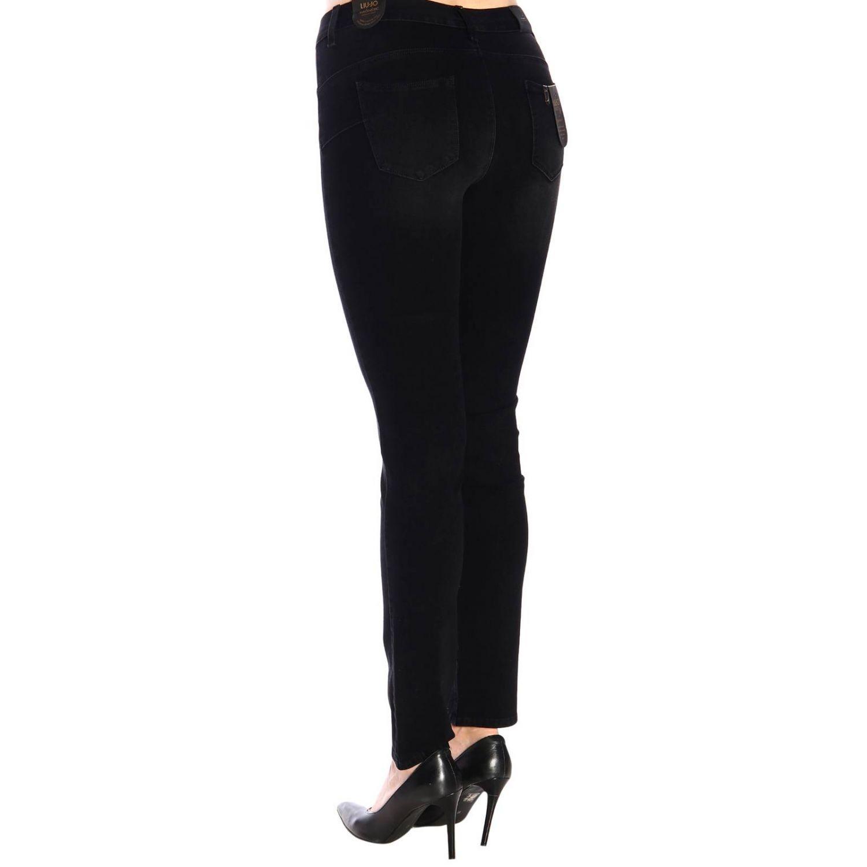 Jeans Liu Jo: Jeans mujer Liu Jo negro 3
