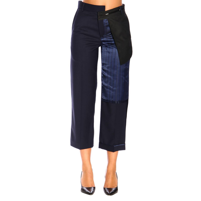 Pants women Monse blue 1