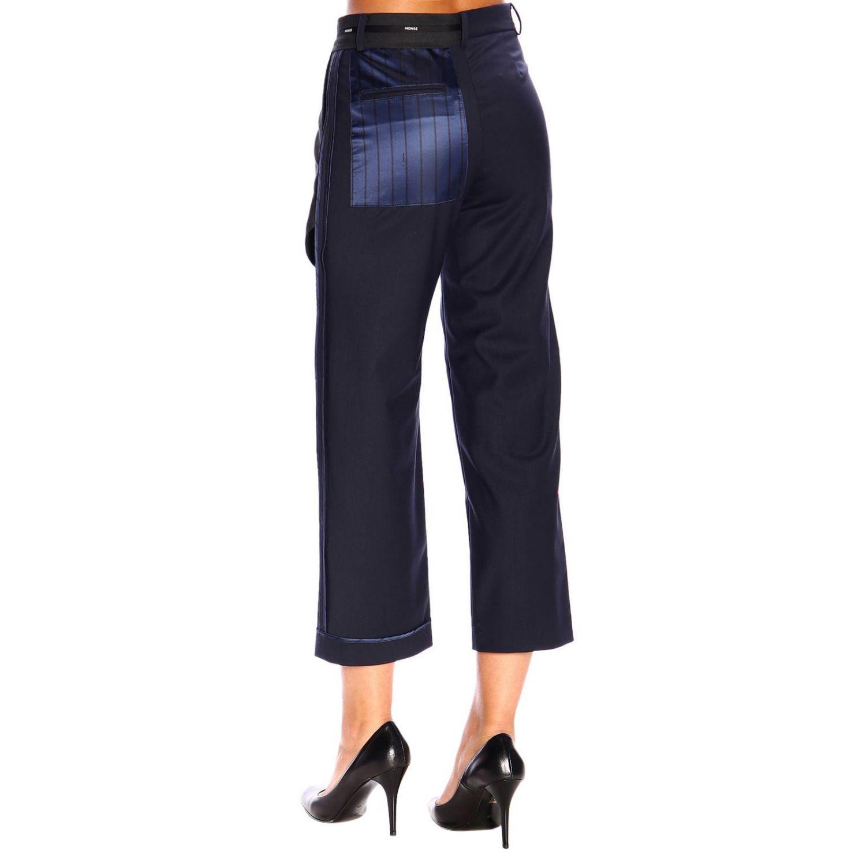 Pants women Monse blue 3