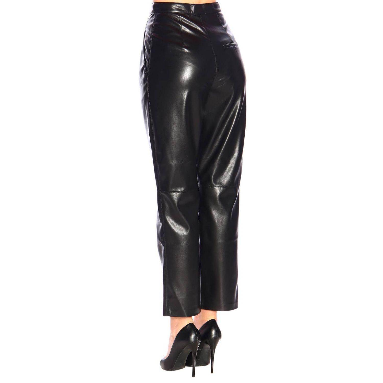 裤子 女士 Nanushka 黑色 3