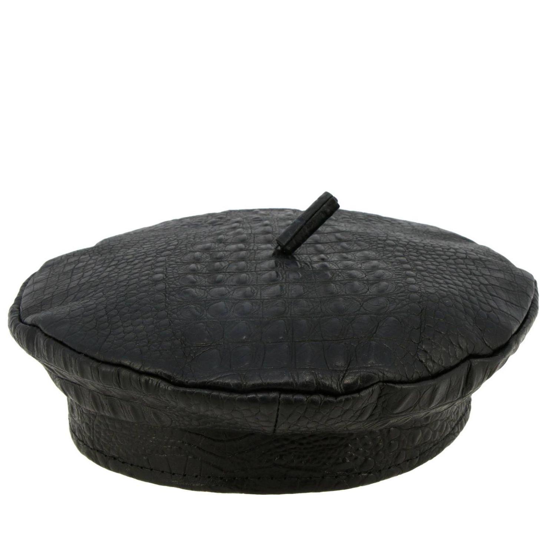 Hat Ruslan Baginskiy: Hat women Ruslan Baginskiy black 1