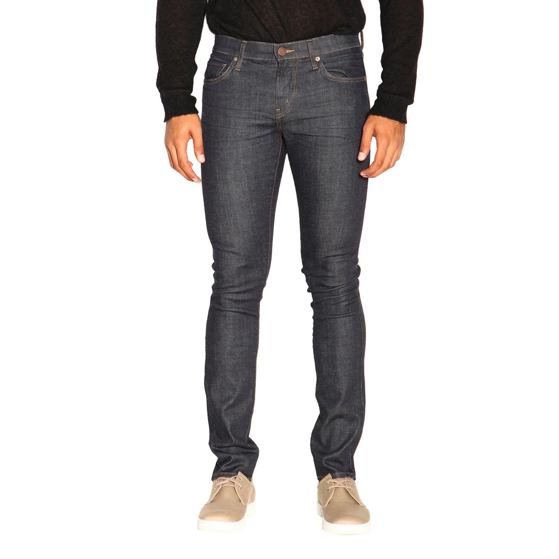 Jeans herren J Brand blau 1