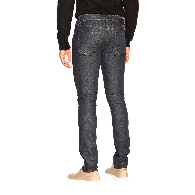 Jeans herren J Brand blau 3