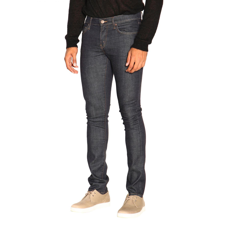 Jeans herren J Brand blau 4