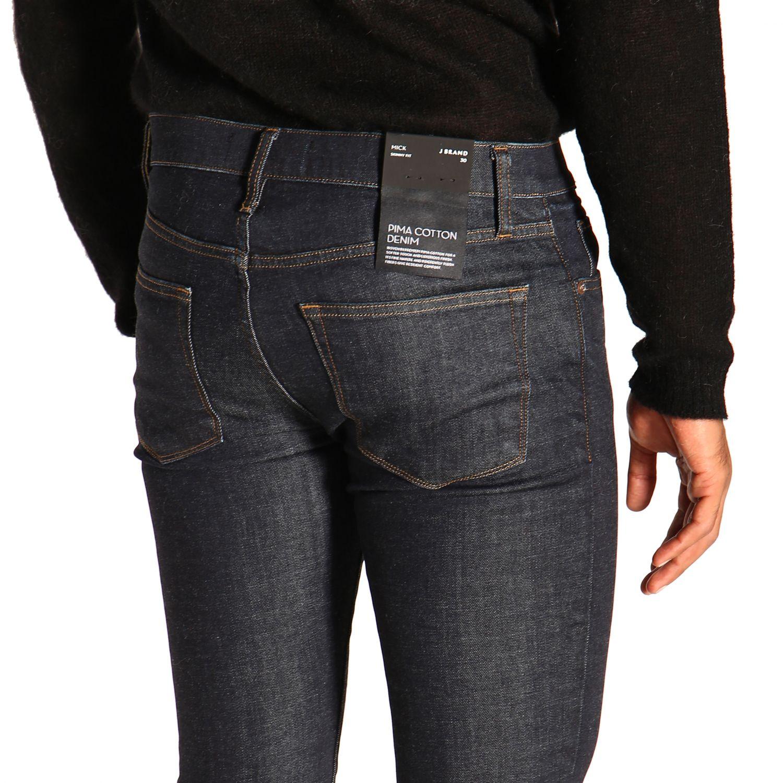 Jeans herren J Brand blau 5
