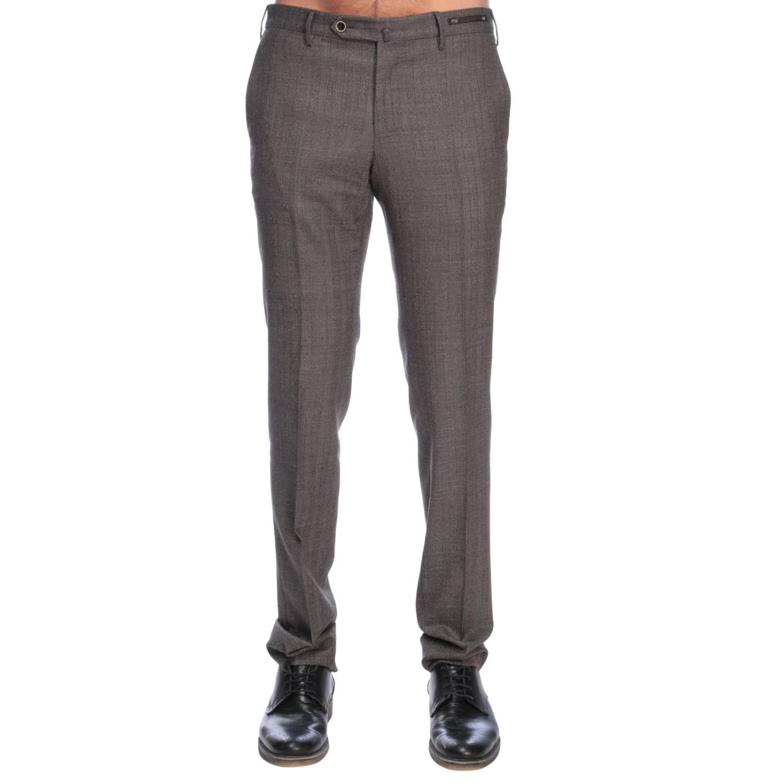 Trousers Pt: Trousers men Pt grey 1
