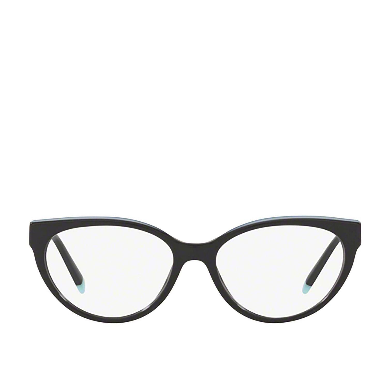 Glasses women Tiffany black 2