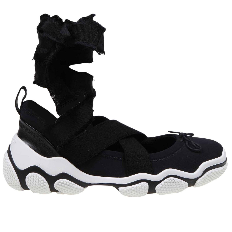 Спортивная обувь Женское Red(v) черный 1