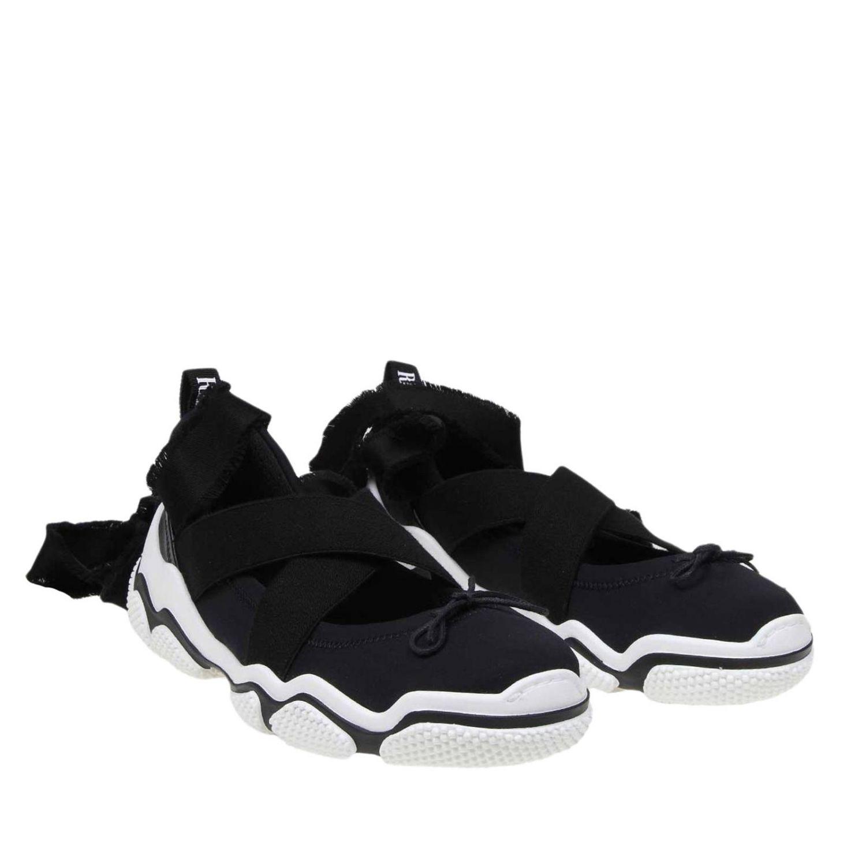 Спортивная обувь Женское Red(v) черный 2