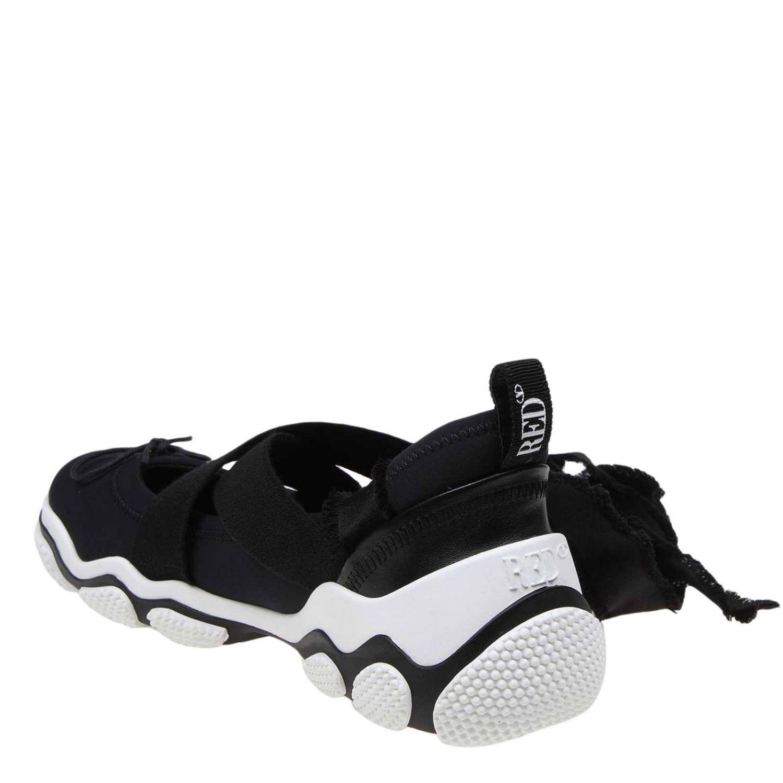Спортивная обувь Женское Red(v) черный 4