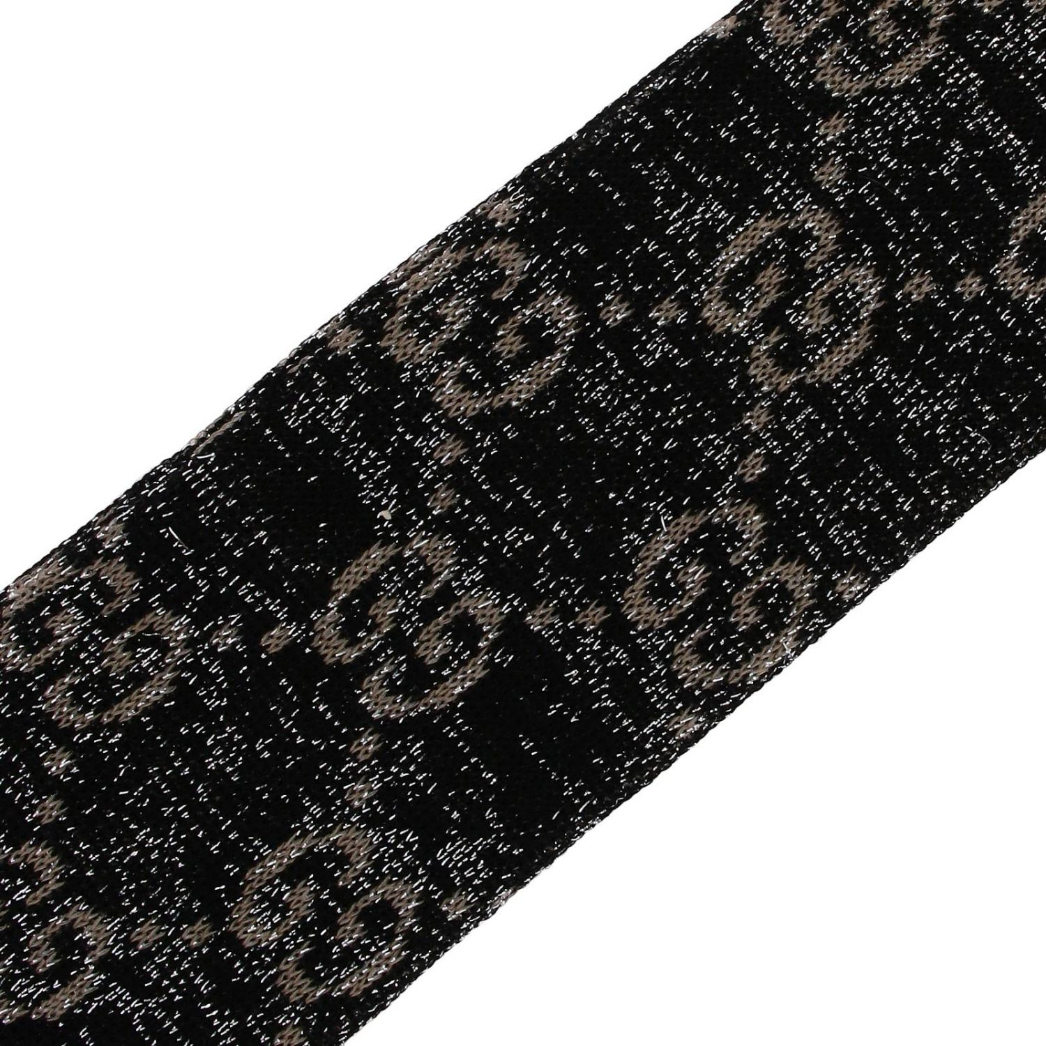 Gucci socks with all over GG Supreme logo black 2