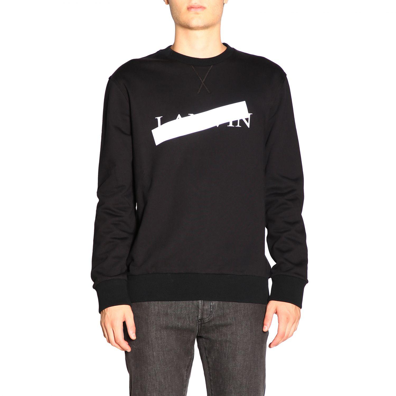 Pullover Lanvin: Pullover herren Lanvin schwarz 1