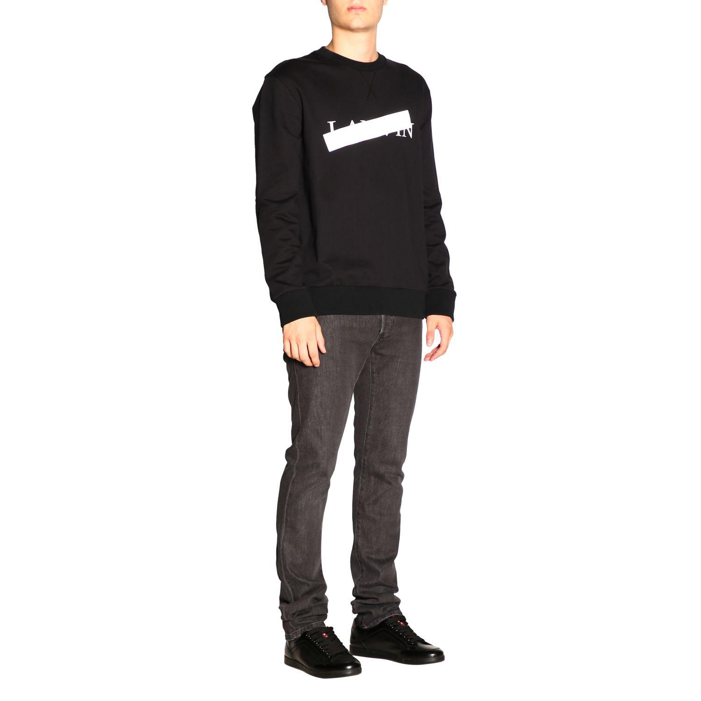 Pullover Lanvin: Pullover herren Lanvin schwarz 2