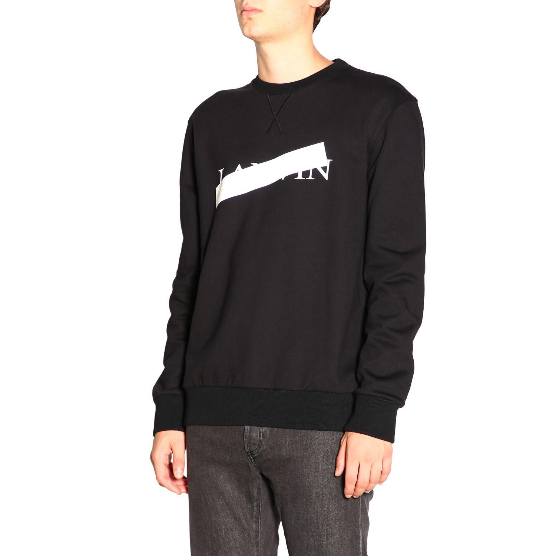 Pullover Lanvin: Pullover herren Lanvin schwarz 4