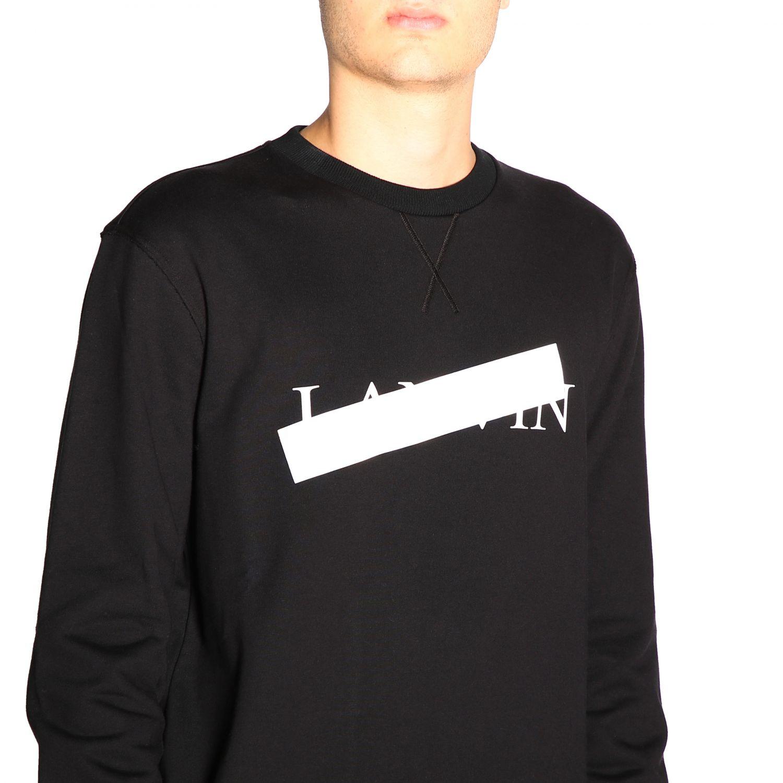 Pullover Lanvin: Pullover herren Lanvin schwarz 5