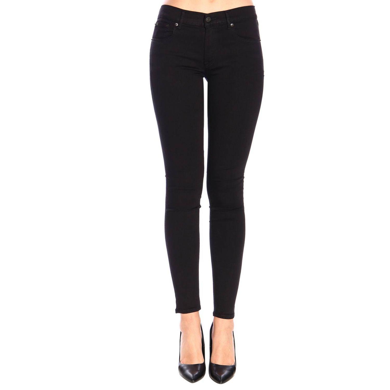 Trousers women Polo Ralph Lauren black 1