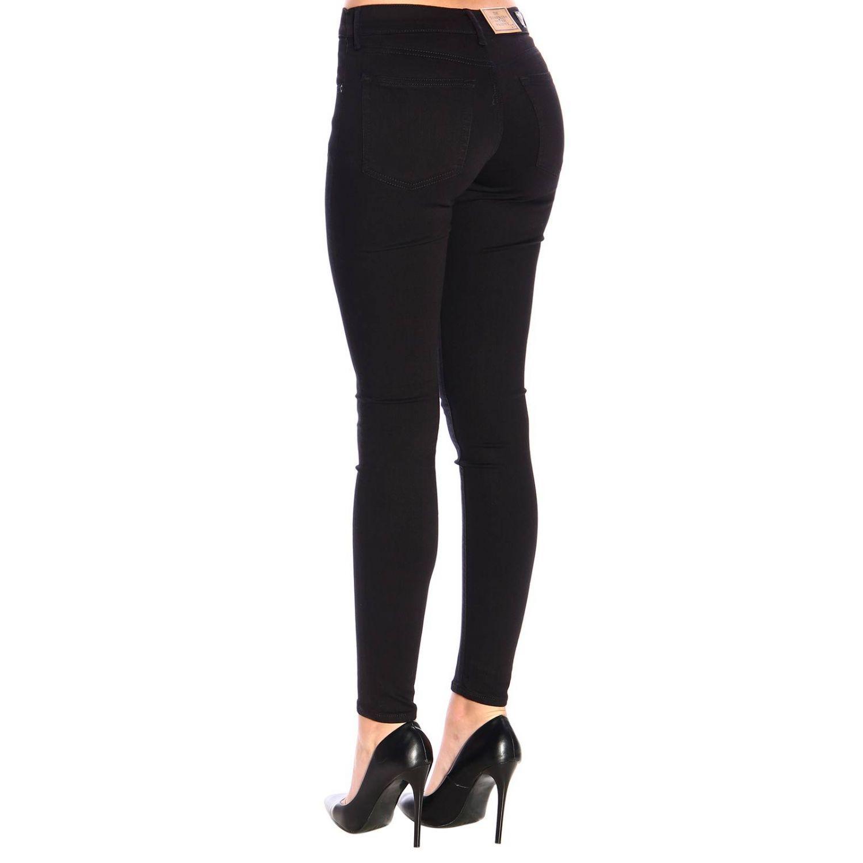 Trousers women Polo Ralph Lauren black 3